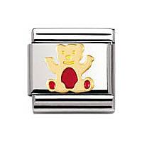 modular unisex jewellery Nomination Composable 030212/28