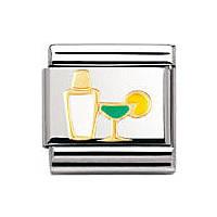 modular unisex jewellery Nomination Composable 030218/02