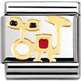 modular unisex jewellery Nomination Composable 030221/09