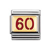 modular unisex jewellery Nomination Composable 030230/48