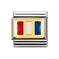 modular unisex jewellery Nomination Composable 030233/20