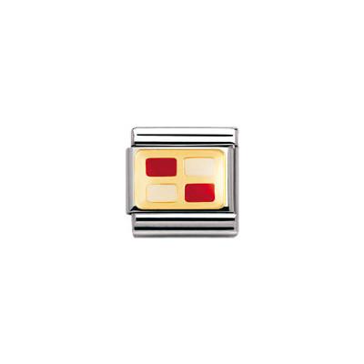 modular unisex jewellery Nomination Composable 030233/21