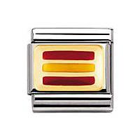 modular unisex jewellery Nomination Composable 030234/18