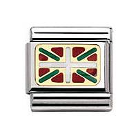 modular unisex jewellery Nomination Composable 030234/46