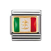 modular unisex jewellery Nomination Composable 030235/08