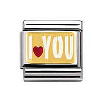 modular unisex jewellery Nomination Composable 030261/27