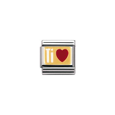 modular unisex jewellery Nomination Composable 030261/28