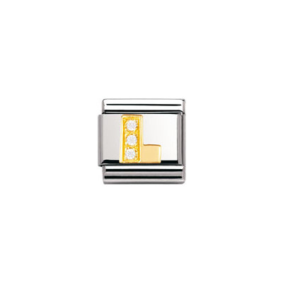 modular unisex jewellery Nomination Composable 030301/12