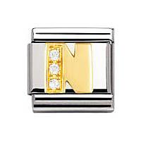 modular unisex jewellery Nomination Composable 030301/14