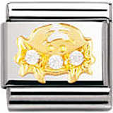 modular unisex jewellery Nomination Composable 030302/04