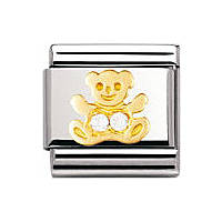 modular unisex jewellery Nomination Composable 030304/01