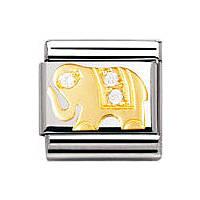 modular unisex jewellery Nomination Composable 030304/21