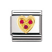 modular unisex jewellery Nomination Composable 030311/12