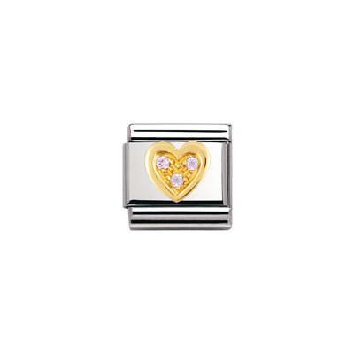 modular unisex jewellery Nomination Composable 030311/16
