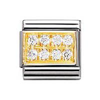 modular unisex jewellery Nomination Composable 030314/01