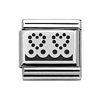 modular unisex jewellery Nomination Composable 330103/04
