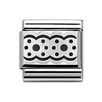 modular unisex jewellery Nomination Composable 330103/05