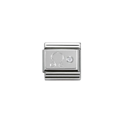 modular unisex jewellery Nomination Composable 330302/05