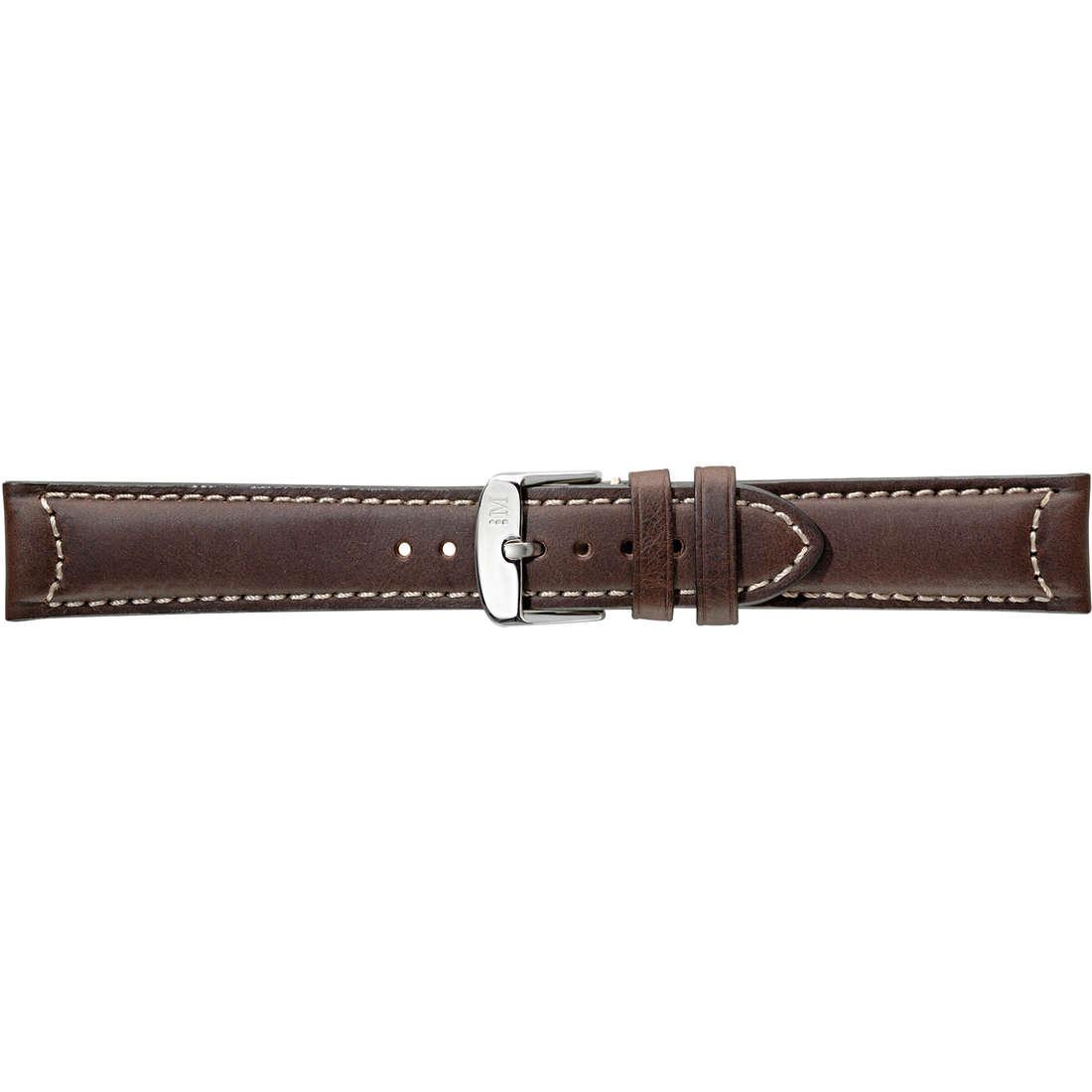 montre bande de montres homme Morellato Manufatti A01X4273B09032CR20