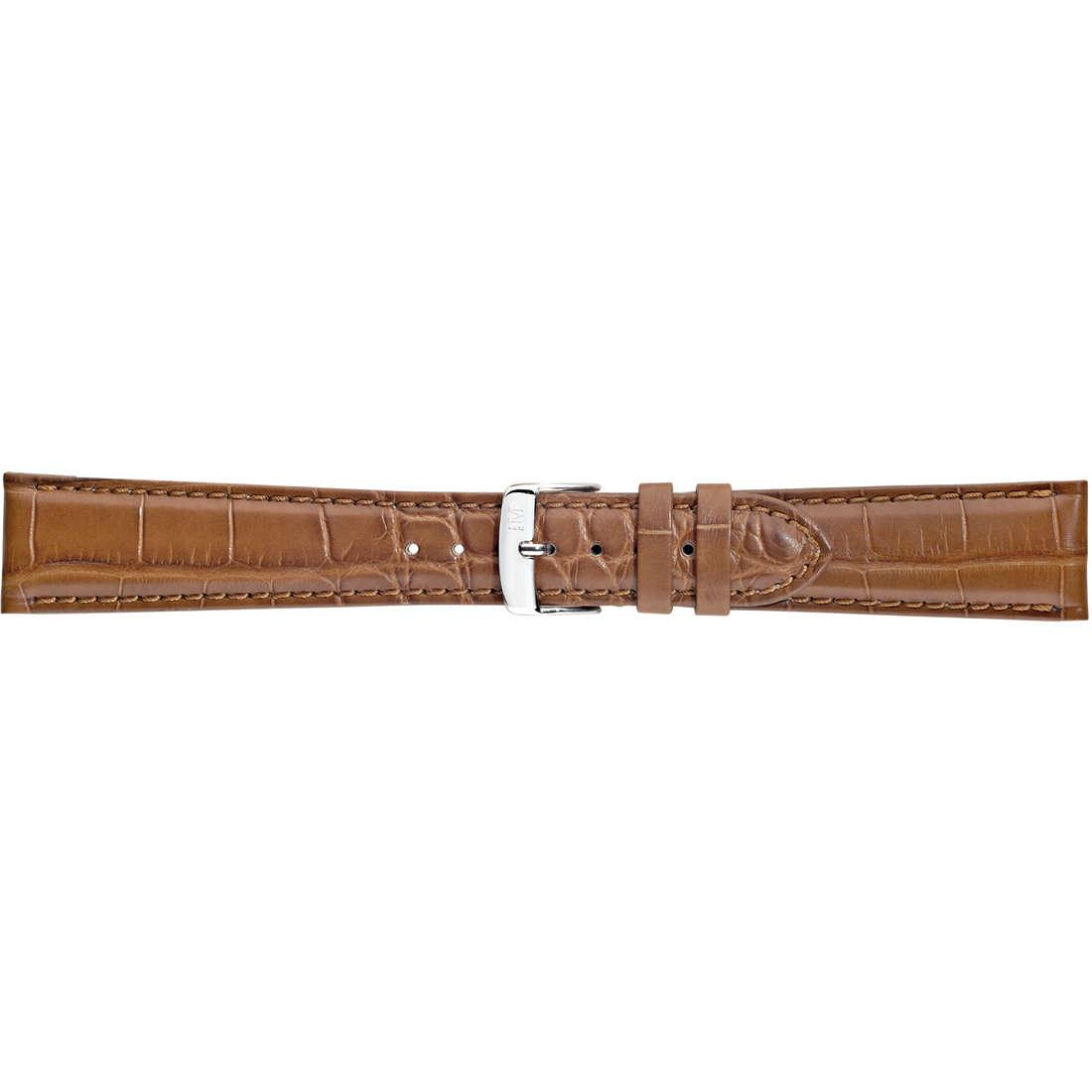 montre bande de montres homme Morellato Pelli Preziose A01U0518339029CR18