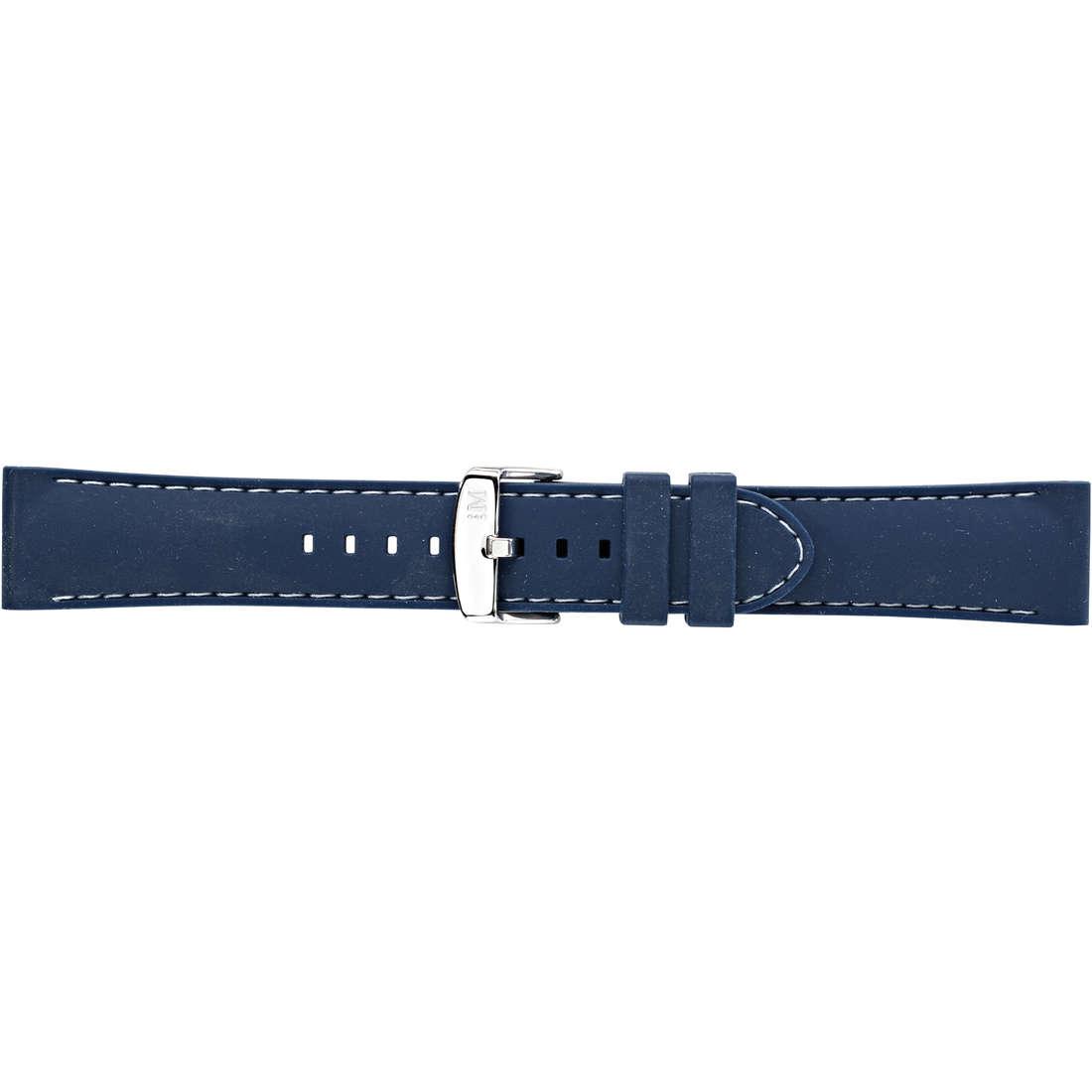 montre bande de montres homme Morellato Technogomma A01U3844187060CR22