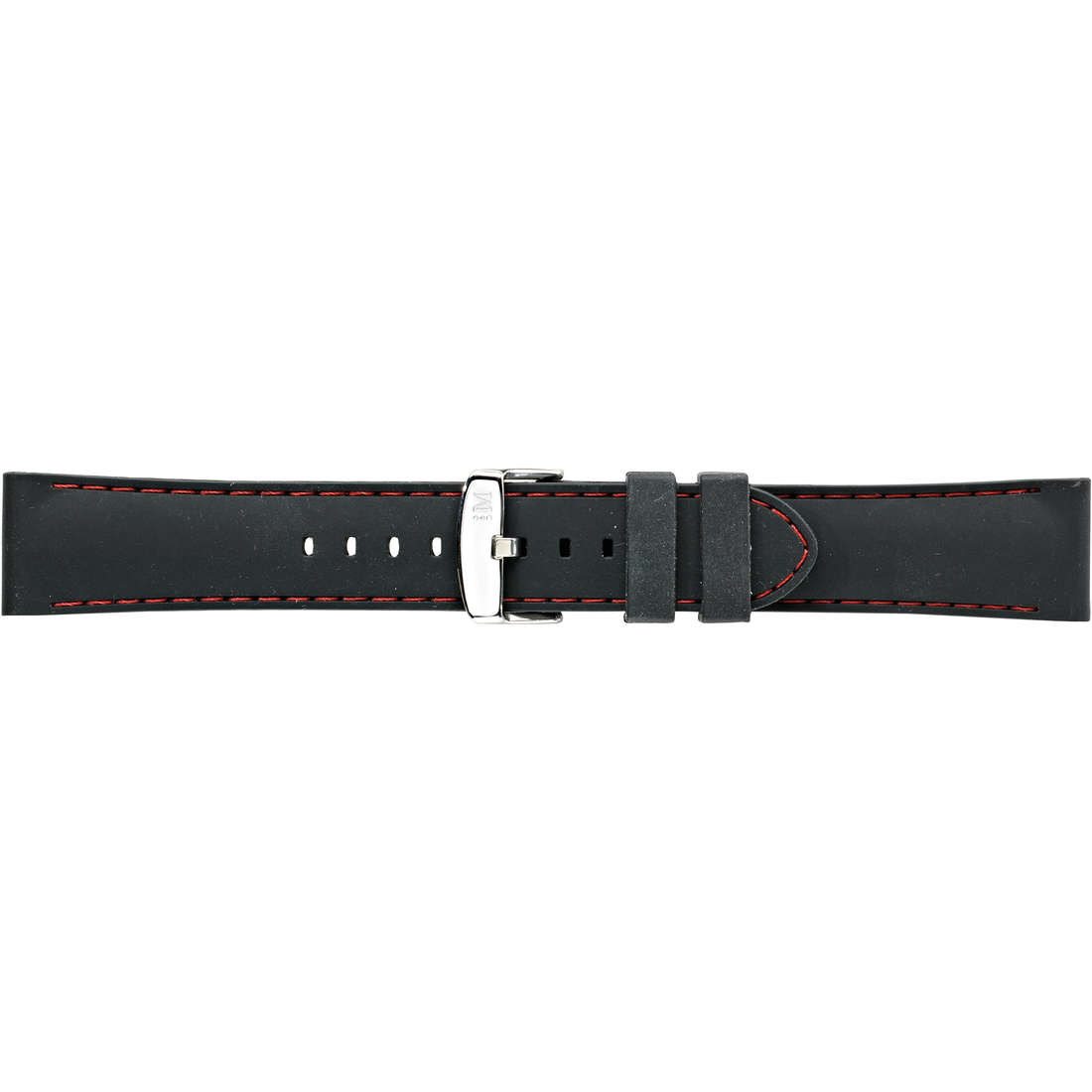 montre bande de montres homme Morellato Technogomma A01U3844187883CR22