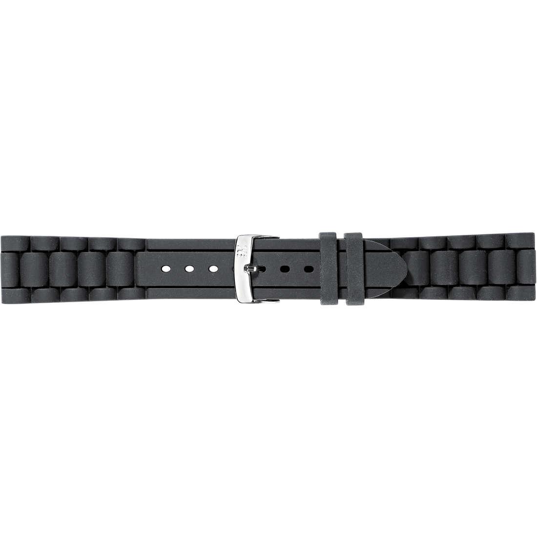 montre bande de montres homme Morellato Technogomma A01X4410187019CR18