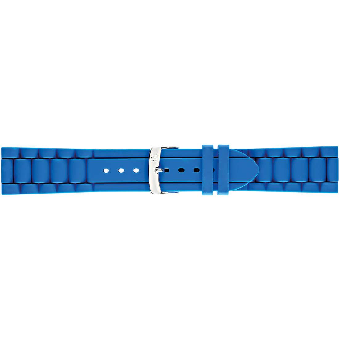 montre bande de montres homme Morellato Technogomma A01X4410187066CR22