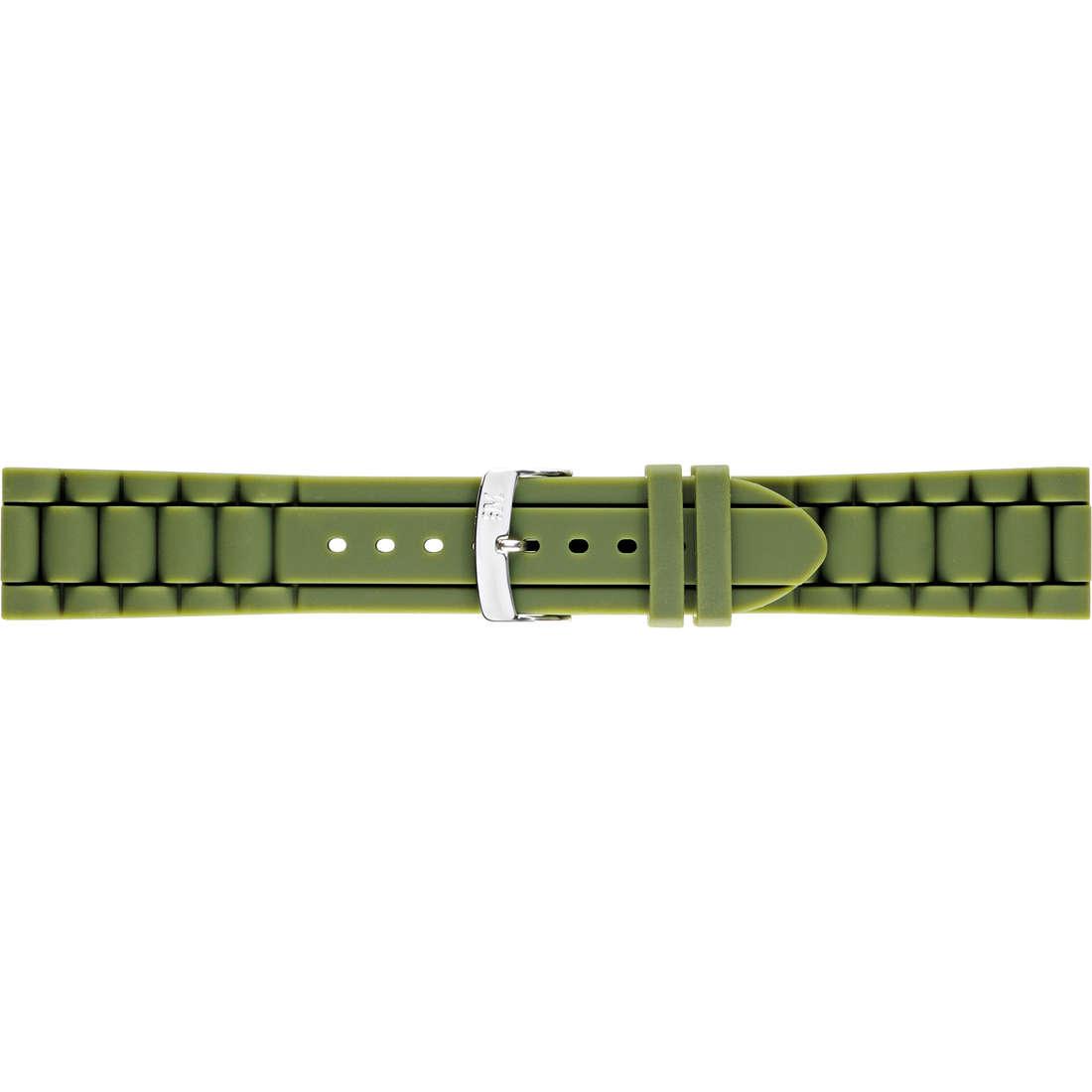 montre bande de montres homme Morellato Technogomma A01X4410187073CR18