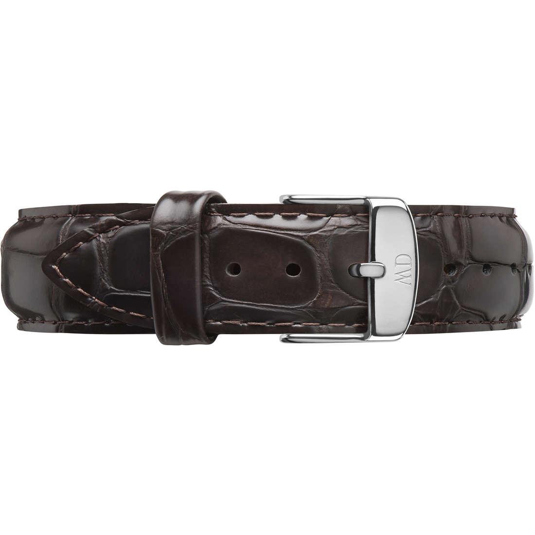 montre bande de montres unisex Daniel Wellington Dapper York DW00200097