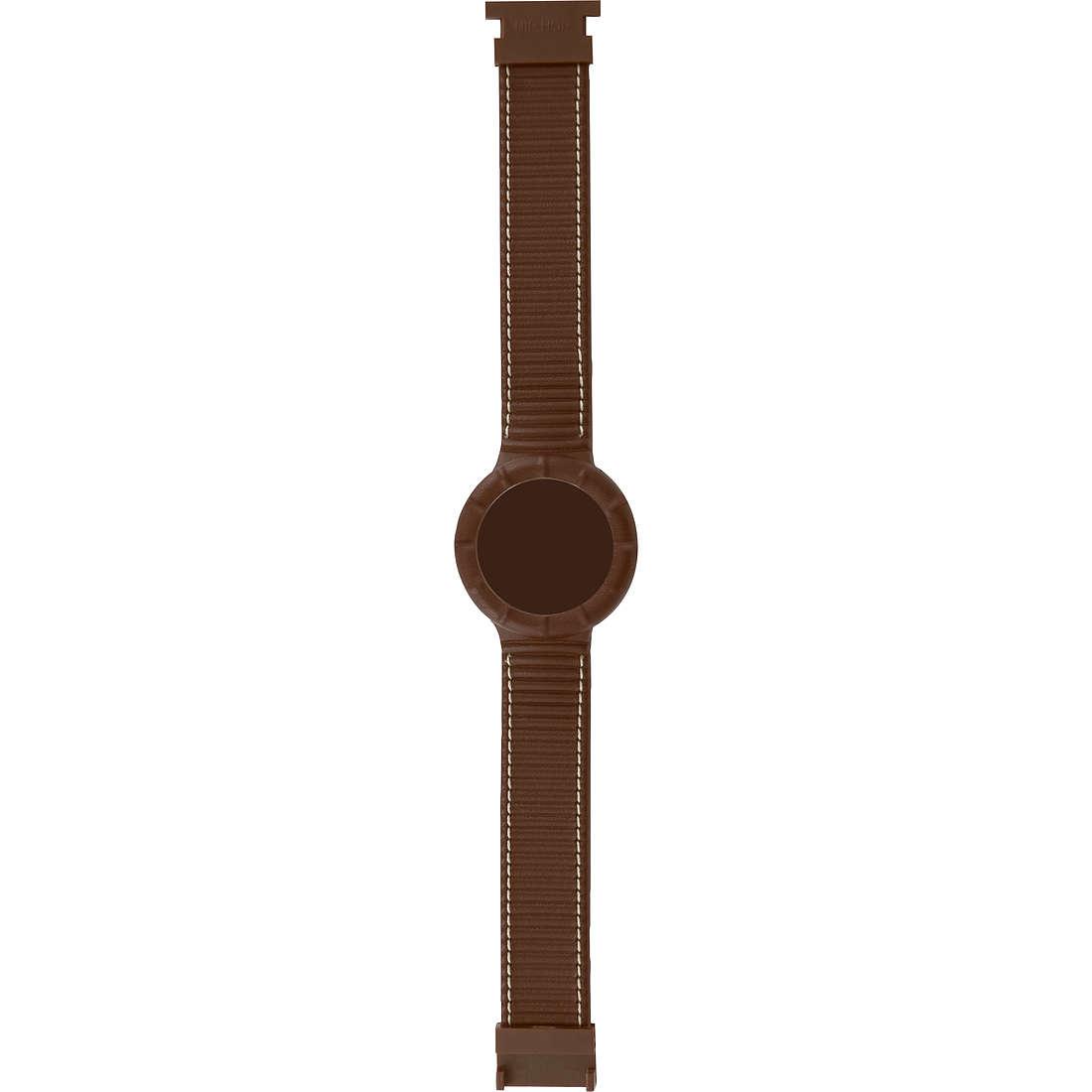 montre bracelet montre unisex Hip Hop Leather HBU0206