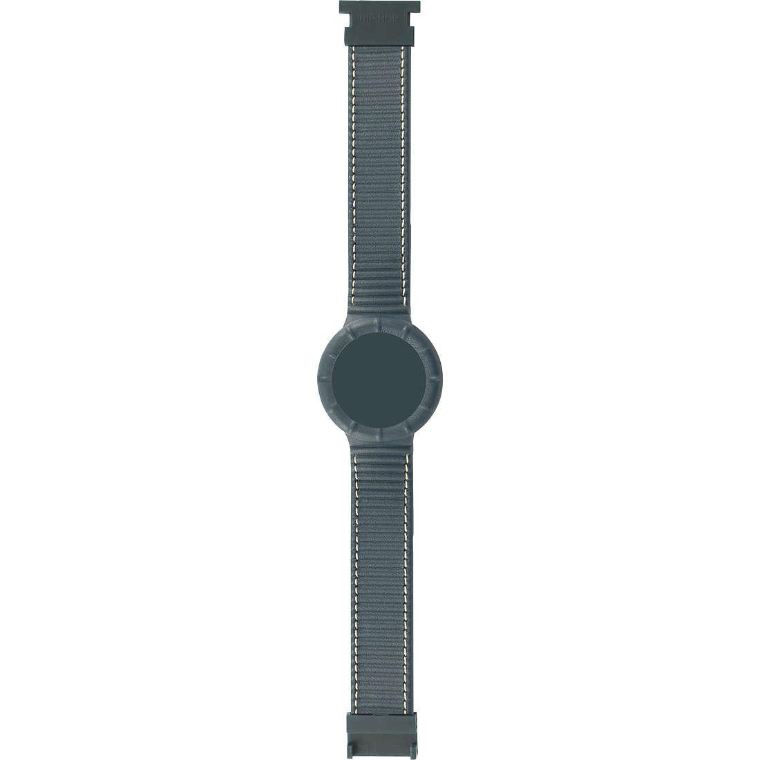 montre bracelet montre unisex Hip Hop Leather HBU0210
