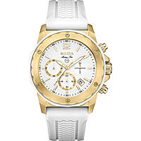 montre chronographe femme Bulova Marine Star 98M117