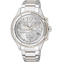 montre chronographe femme Citizen Eco-Drive FB1375-57A