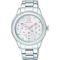 montre chronographe femme Citizen Eco-Drive FD2010-58A