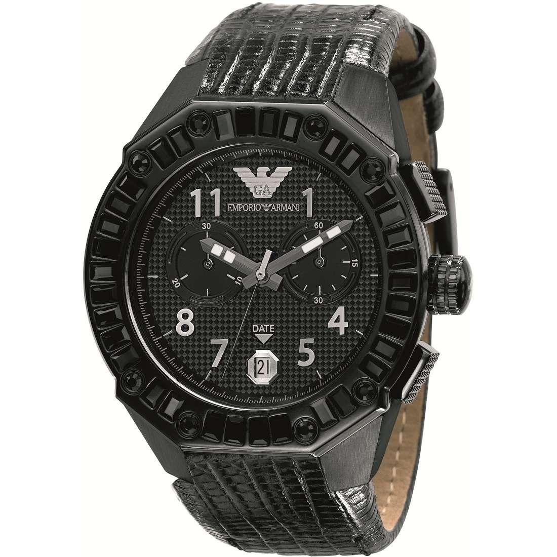 montre chronographe femme Emporio Armani AR0668