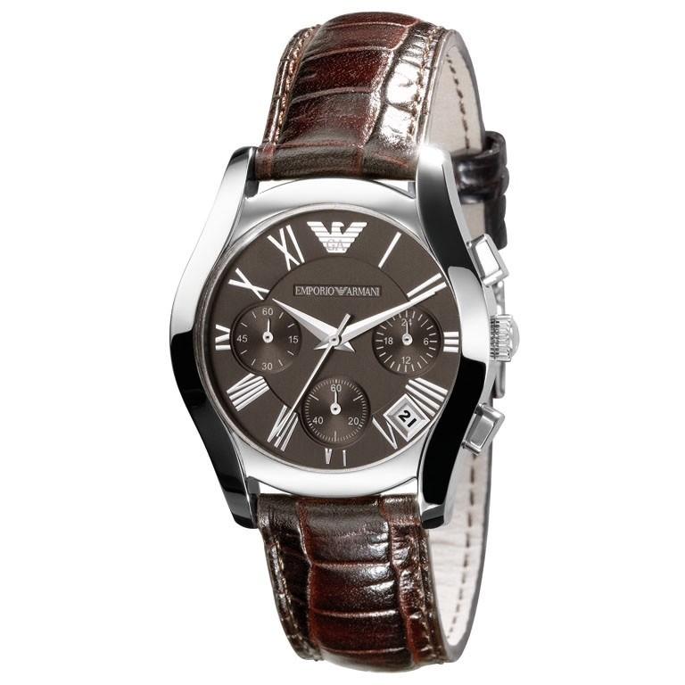 montre chronographe femme Emporio Armani AR0672