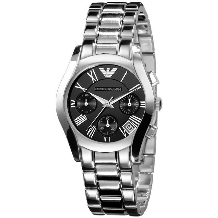montre chronographe femme Emporio Armani AR0674
