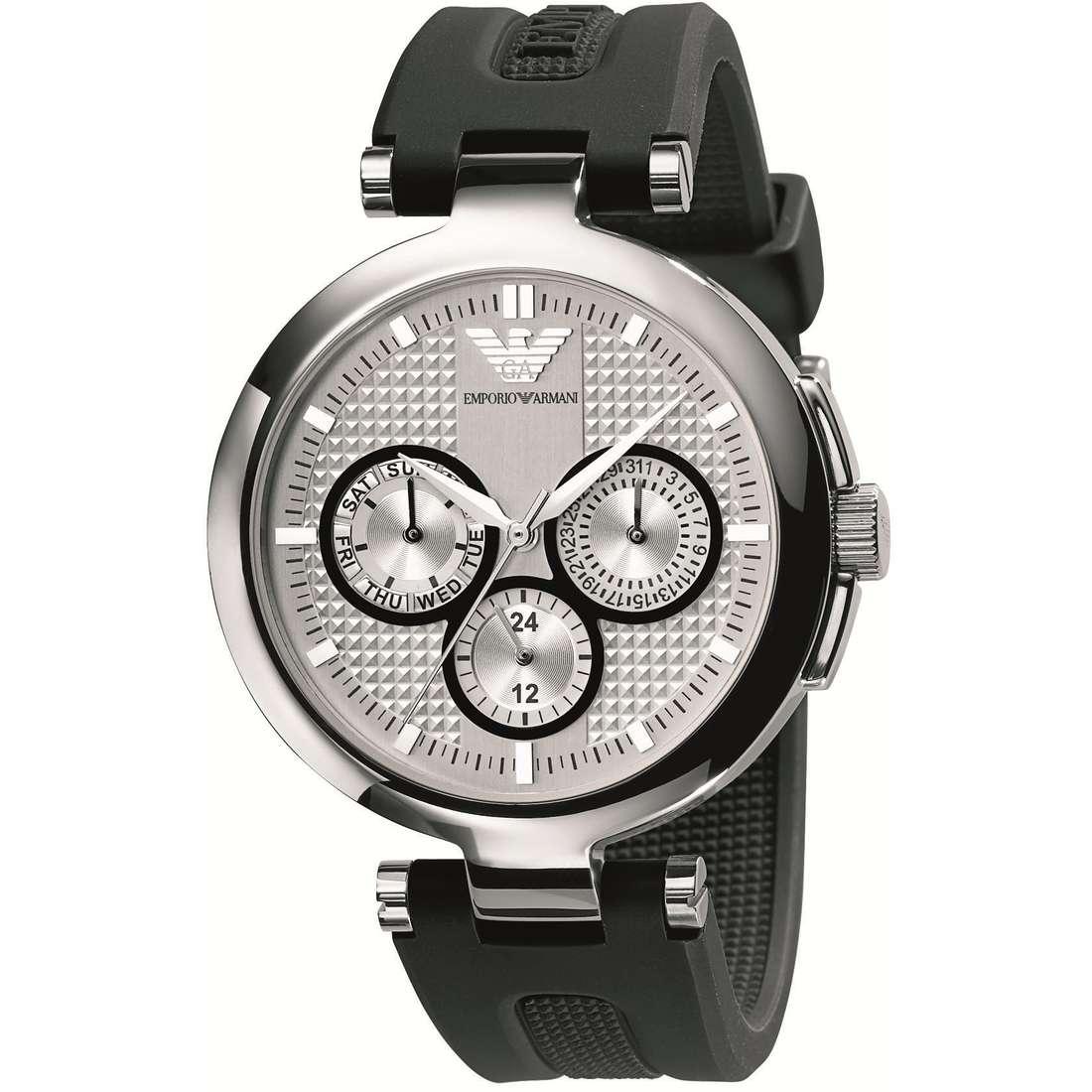 montre chronographe femme Emporio Armani AR0735