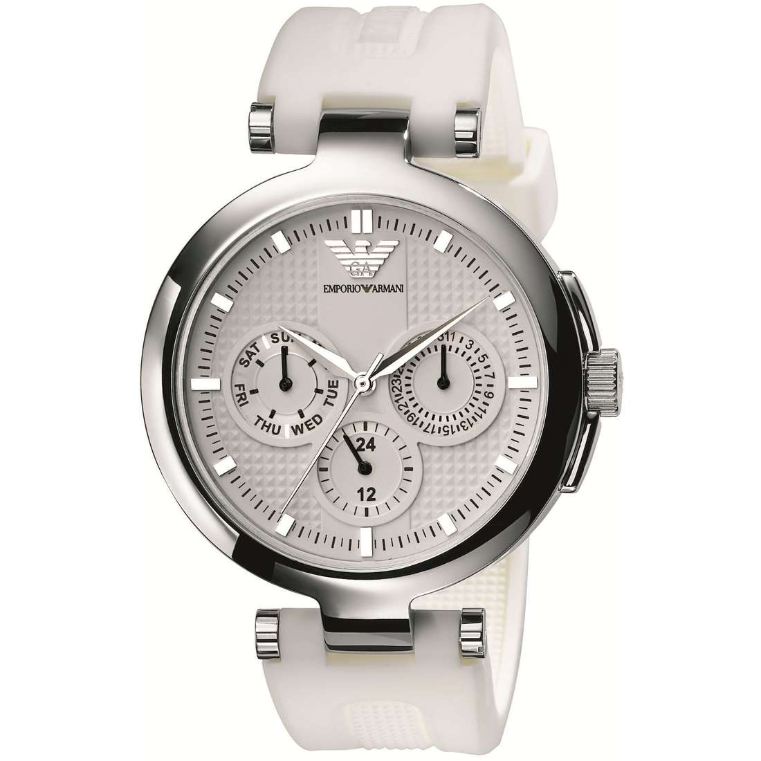 montre chronographe femme Emporio Armani AR0736