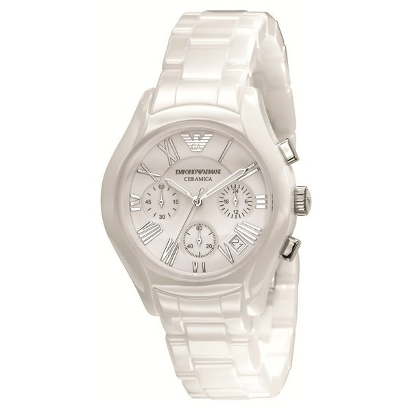 montre chronographe femme Emporio Armani AR1404