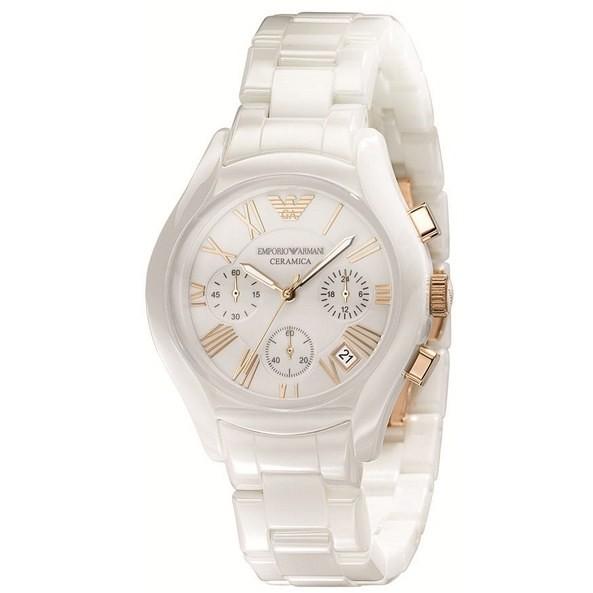 montre chronographe femme Emporio Armani AR1417