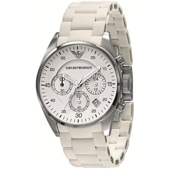 montre chronographe femme Emporio Armani AR5867