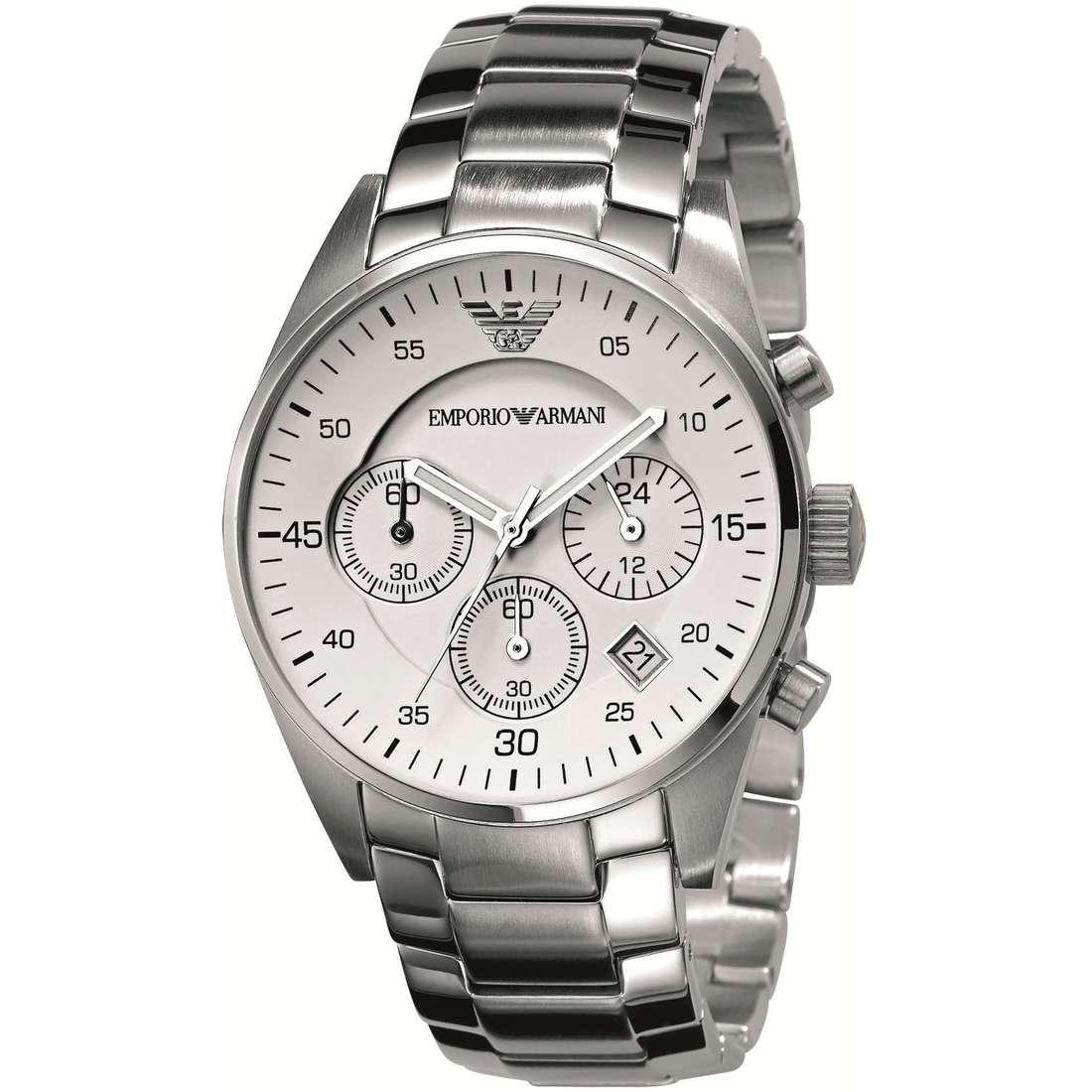 montre chronographe femme Emporio Armani AR5869