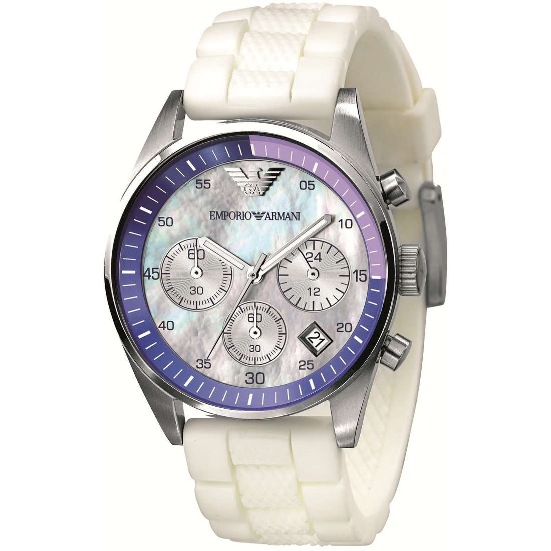 montre chronographe femme Emporio Armani AR5884