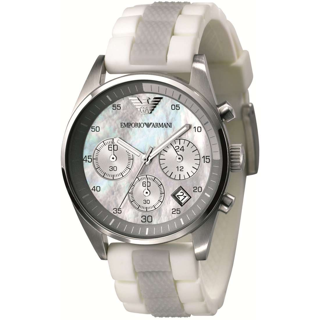 montre chronographe femme Emporio Armani AR5885