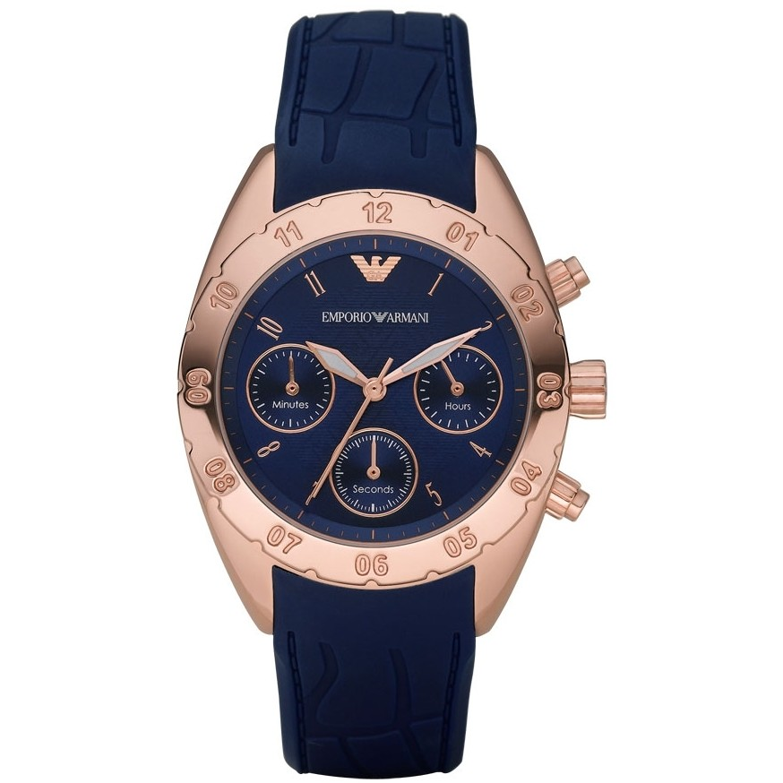 montre chronographe femme Emporio Armani AR5939