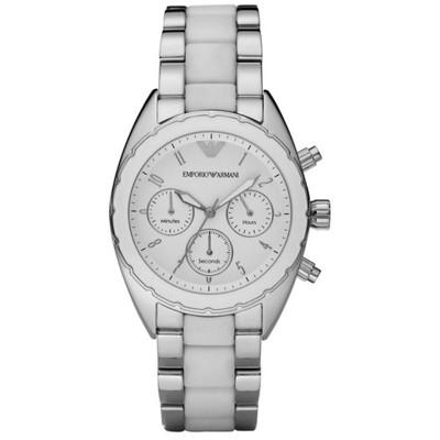 montre chronographe femme Emporio Armani AR5940
