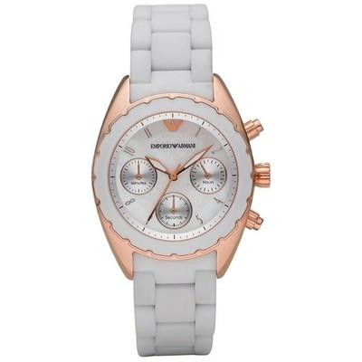 montre chronographe femme Emporio Armani AR5943