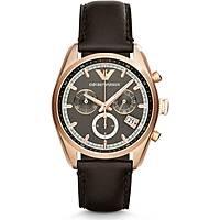 montre chronographe femme Emporio Armani AR6043